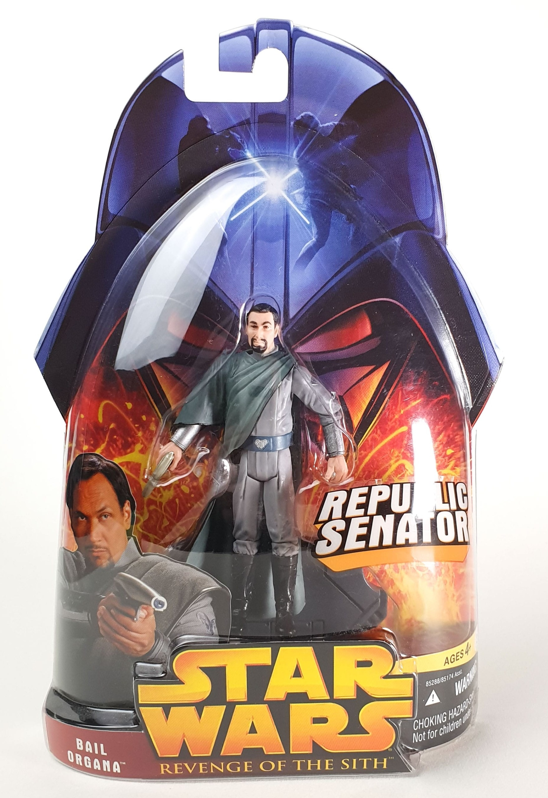 Bail Organa Star Wars Episode Iii Revenge Of The Sith Toy Line Hasbro 2005 Toy Nerds