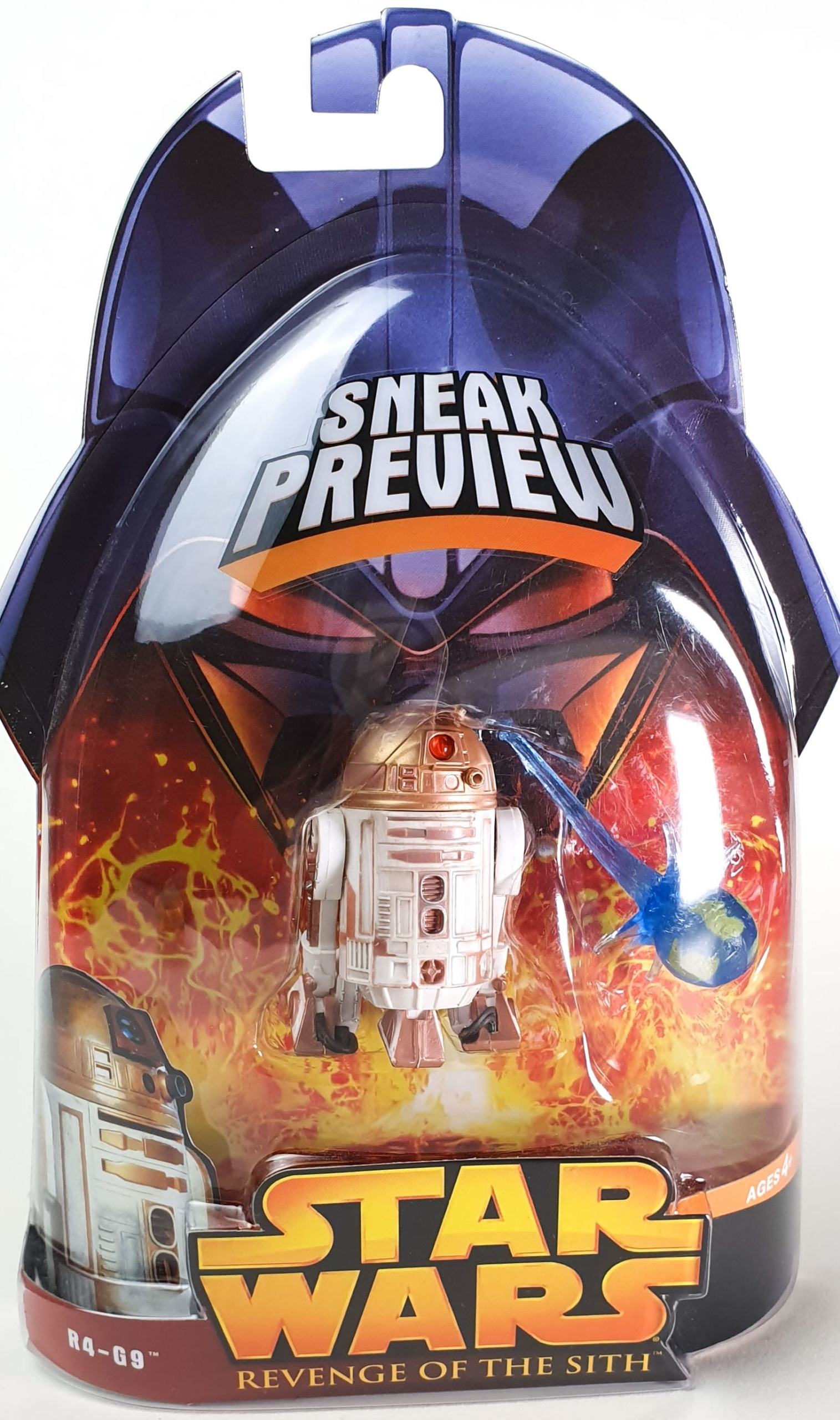 R4 G9 Star Wars Episode Iii Revenge Of The Sith Toy Line Hasbro 2005 Toy Nerds